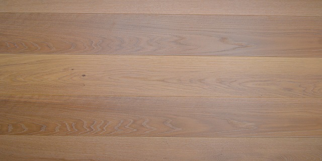 CTC European White Oak Plank Character Brushed & White Oiled 20/6x220x400-2200