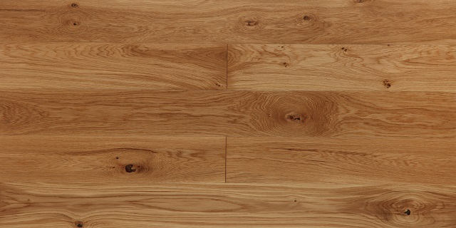 CTC European White Oak Plank Character Lacquered 20/6x160x400-2200