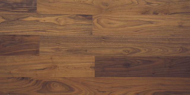 Cezanne American Black Walnut Prime Plank with Bevel Lacquered 14x145x1820