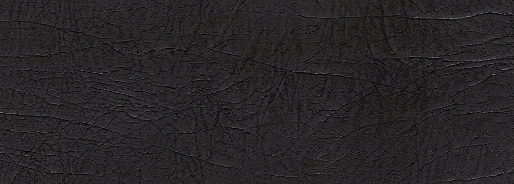 Luxury Leather Flooring  Genova Black CTC Smart Floors 10.5x194x1164mm