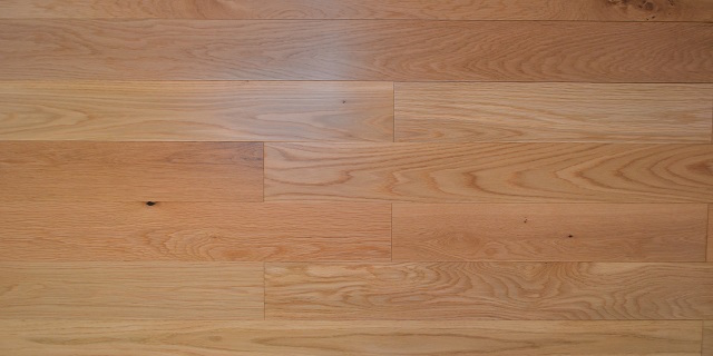 CTC European White Oak Plank ABCD Lacquered 14/3x125x300-1400mm