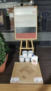 Uniqua Paint Colours